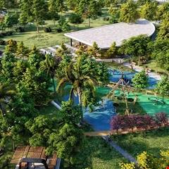 TOKİ'den Nazilli'ye millet bahçesi