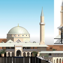 Cami Tasarımı Fikir Yarışması