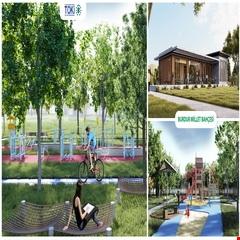 TOKİ'den Burdur'a yeni millet bahçesi