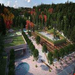 TOKİ'den Ankara'ya millet bahçesi