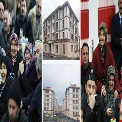 Çorum Kargı'da 111 konuta 351 başvuru yapıldı