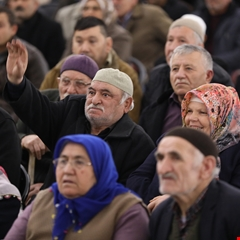 Samsun Vezirköprü'de 240 konutun hak sahipleri kurayla belirlendi