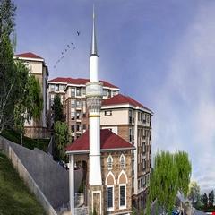 TOKİ'den Denizli'ye yatay mimarili konutlar