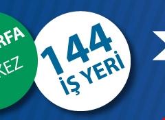 TOKİ, Şanlıurfa Merkez'de 144 iş yerini satışa sundu