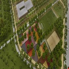 TOKİ'den Bursa'ya yeni millet bahçesi
