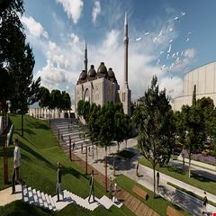 TOKİ'den İstanbul Zeytinburnu'na millet bahçesi