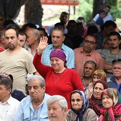 Zonguldak'ta hak sahipleri belirlendi