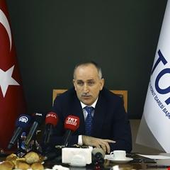 TOKİ Başkanı Ömer Bulut, basın mensuplarıyla buluştu