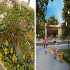 TOKİ'den Başkent'e Millet Bahçesi