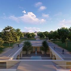 TOKİ'den Gaziantep'e millet bahçesi