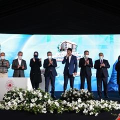 Üsküdar'da 5 bin yeni konut için Büyük Dönüşüm başladı