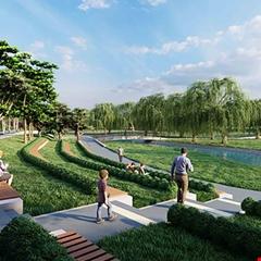 TOKİ'den İstanbul Arnavutköy'e Millet Bahçesi
