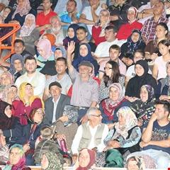 Karaman'da ev sahibi olmanın mutluluğu yaşandı