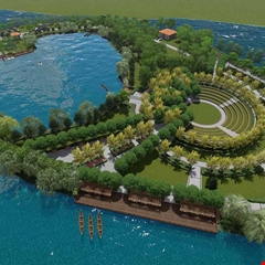 TOKİ'den Kırıkkale'ye millet bahçesi