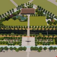 TOKİ'den Afyon'a millet bahçesi