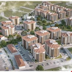 TOKİ Konya Karapınar'a 603 konut