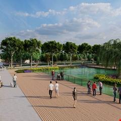 Bursa'ya yeni millet bahçesi
