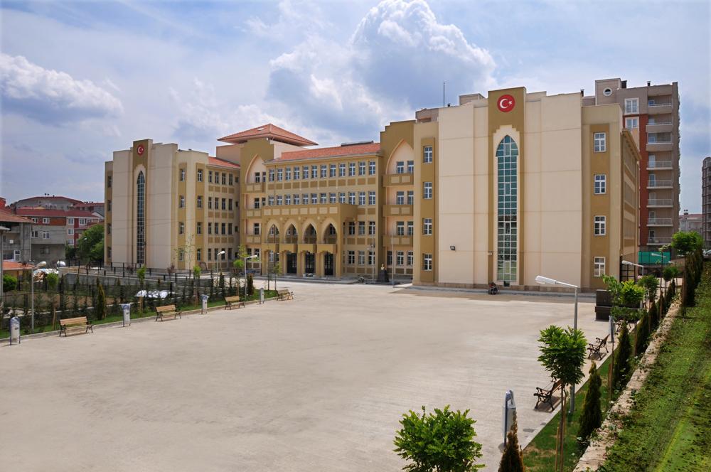 İstanbul Çekmeköy İlköğretim Okulu