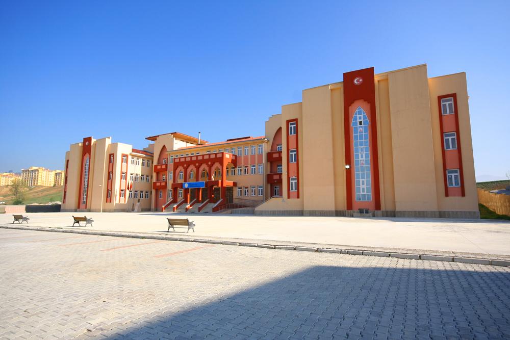 Bolu Merkez Karaköy İlköğretim Okulu