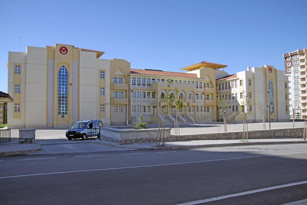 Ankara Yukarıyurtçu İlköğretim Okulu