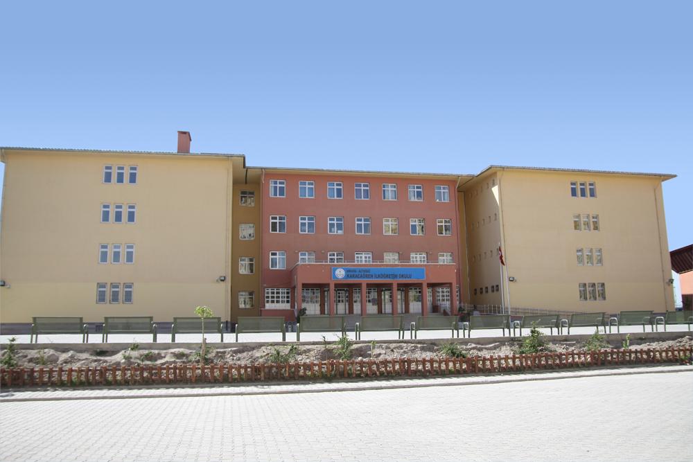 Ankara Pursaklar Karacaören İlköğretim Okulu
