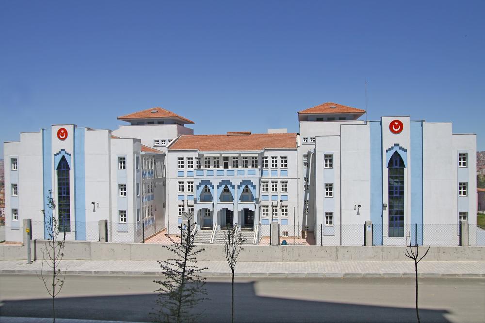Ankara Mamak 16 Derslikli İlköğretim Okulu