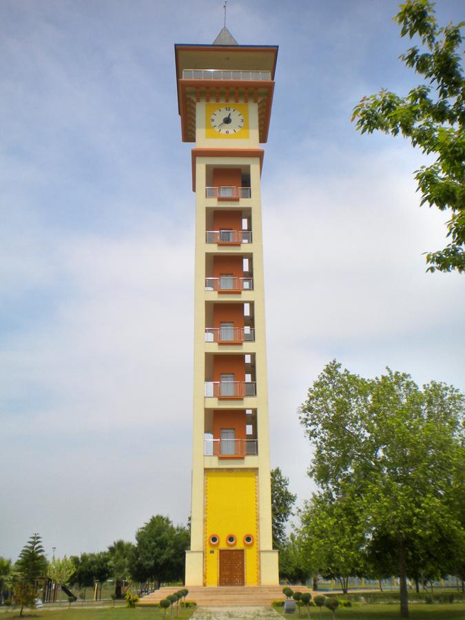 Adana Yüreğir Saat Kulesi