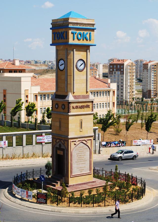 Kayaşehir Saat Kulesi