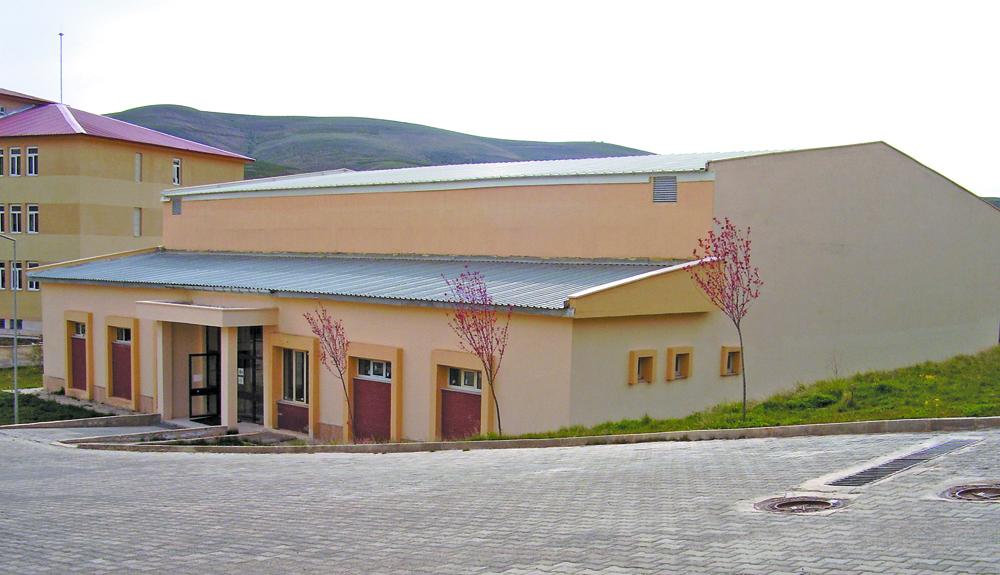 Bayburt Spor Salonu