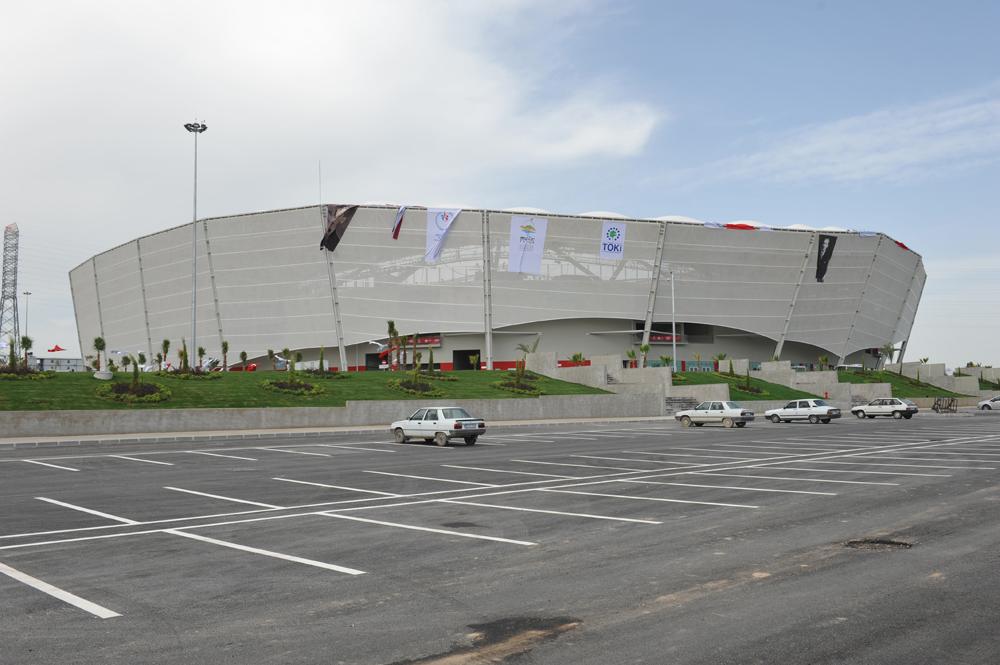 Mersin Stadı