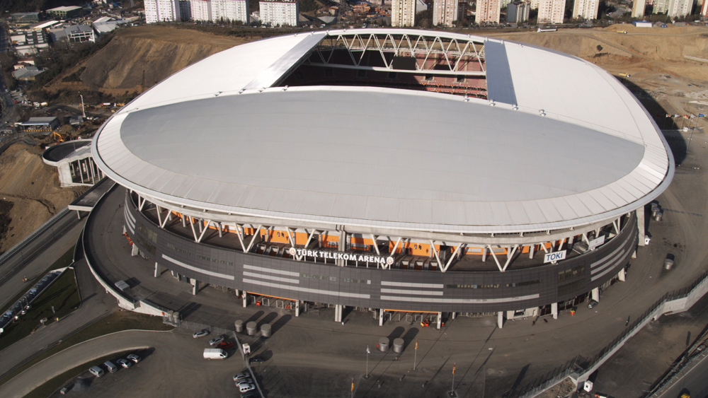 İstanbul Arena Stadı