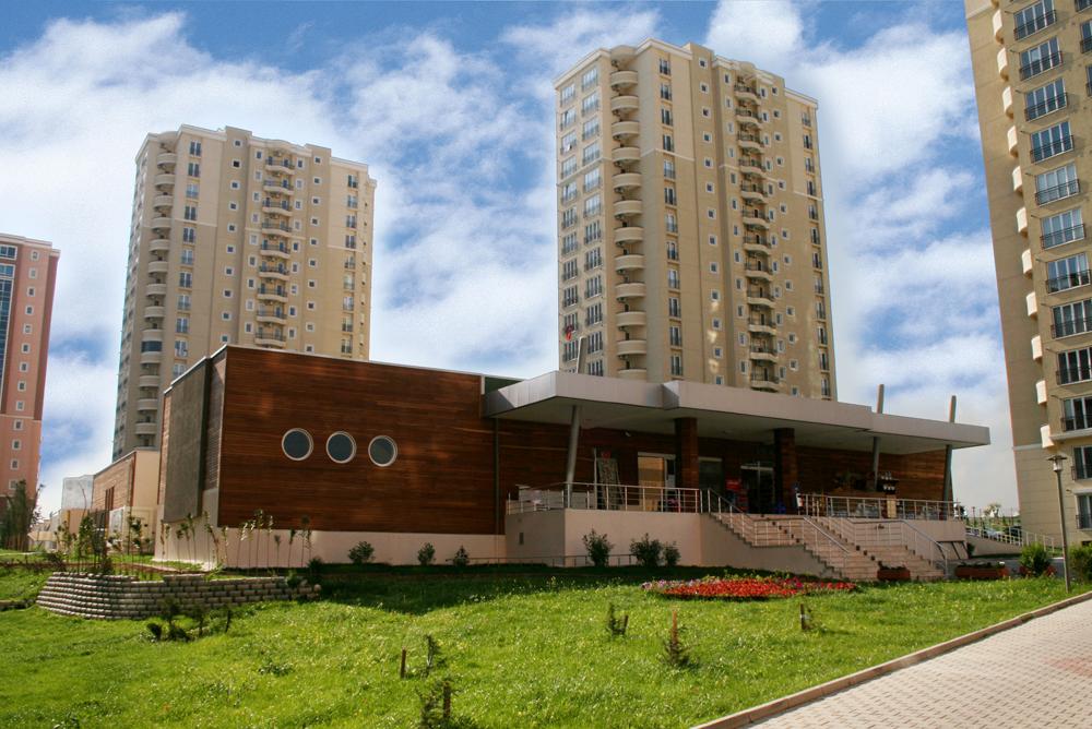 İstanbul Bahçeşehir Ispartakule