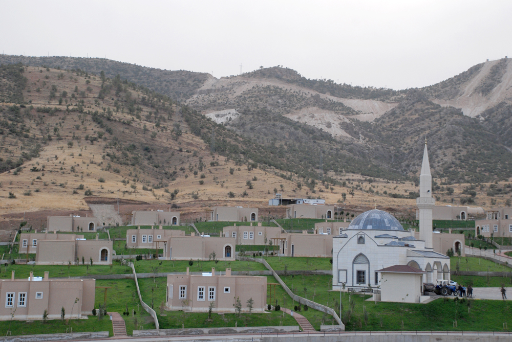 Mardin Yeni Ilısu Köyü