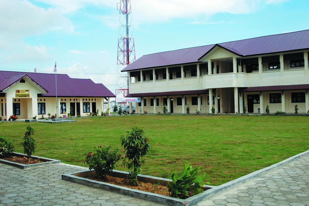 Endonezya Okul Uygulaması