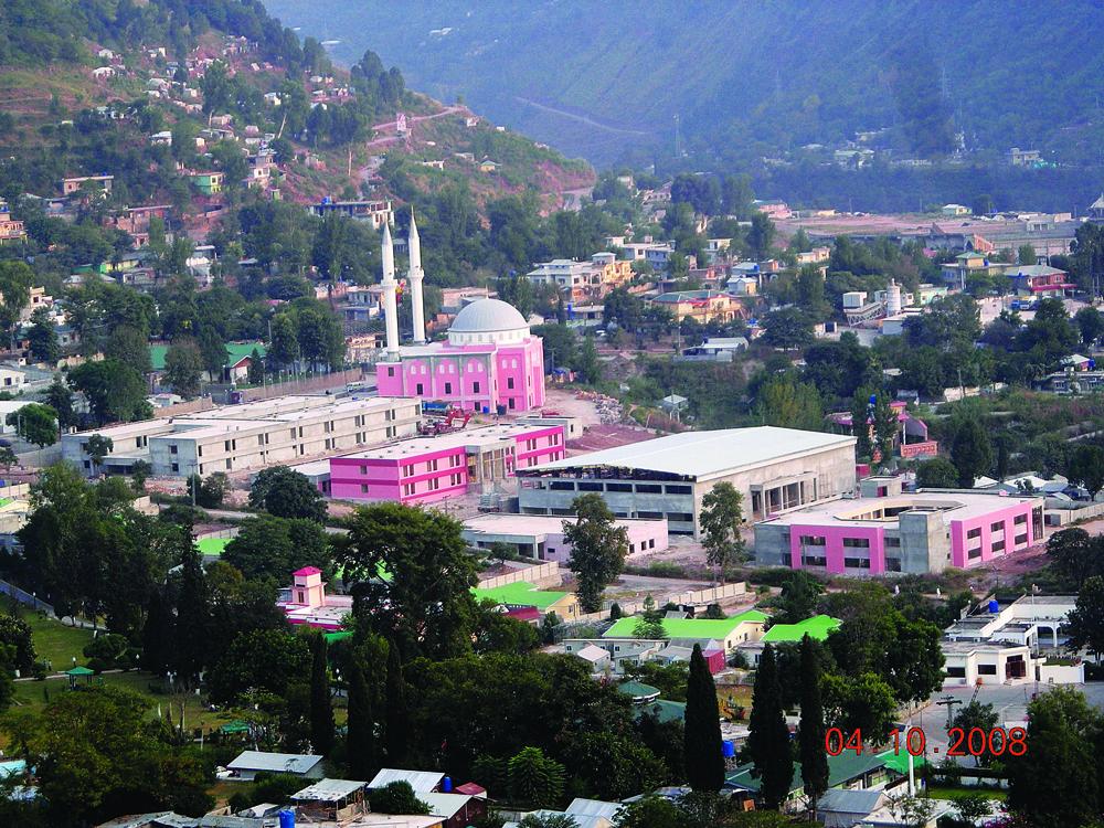 Pakistan Cami
