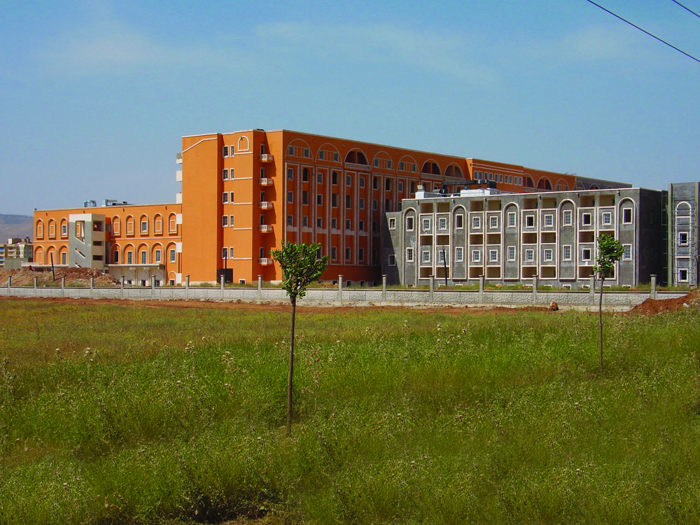 Kızıltepe 200 Yataklı Devlet Hastanesi