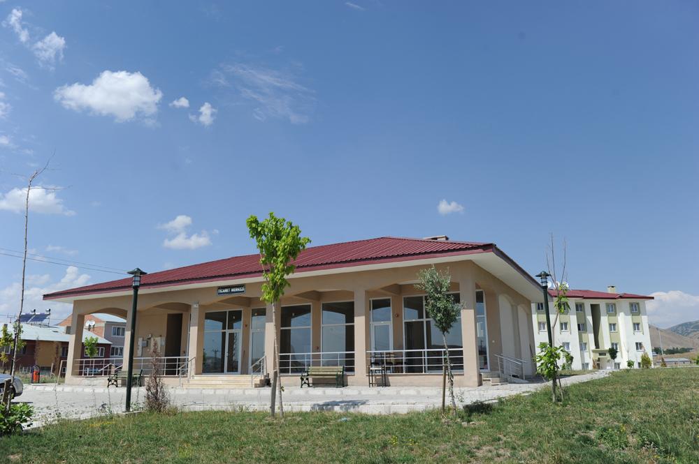 Varto Ticaret Merkezi