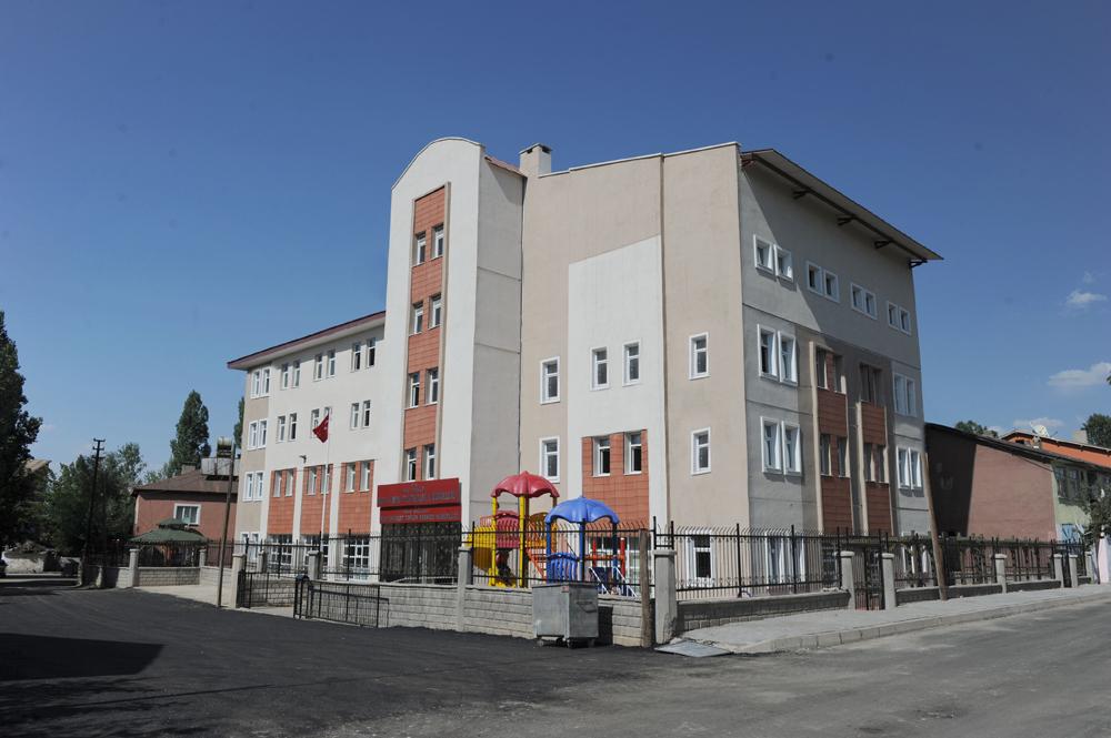 Merkez Toplum Merkezi Binası