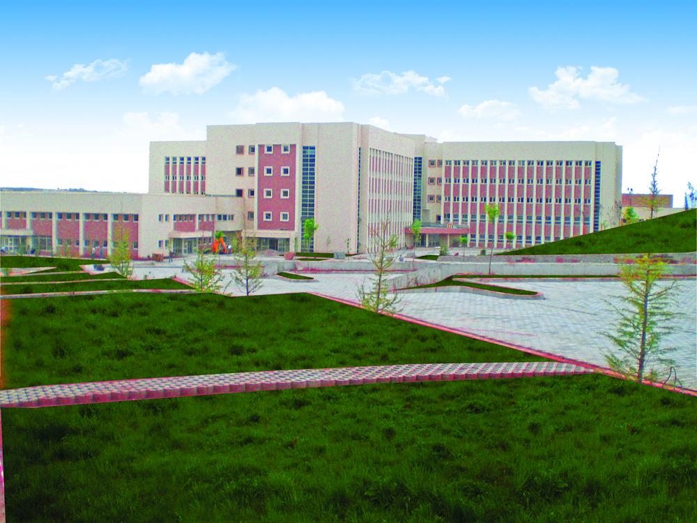 Nevşehir - 300 Yataklı Devlet Hastanesi