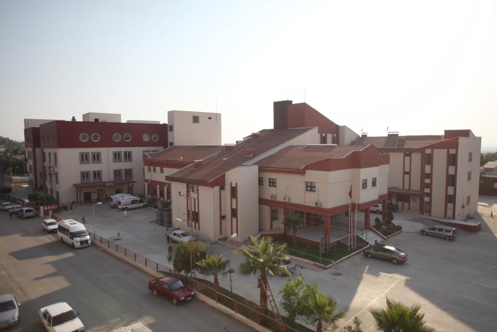 Osmaniye Düziçi 50 Yataklı Hastane