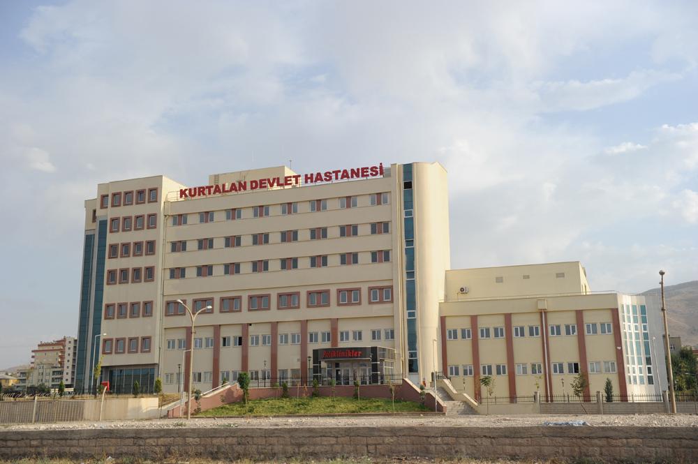 Siirt Kurtalan 100 Yataklı Hastane