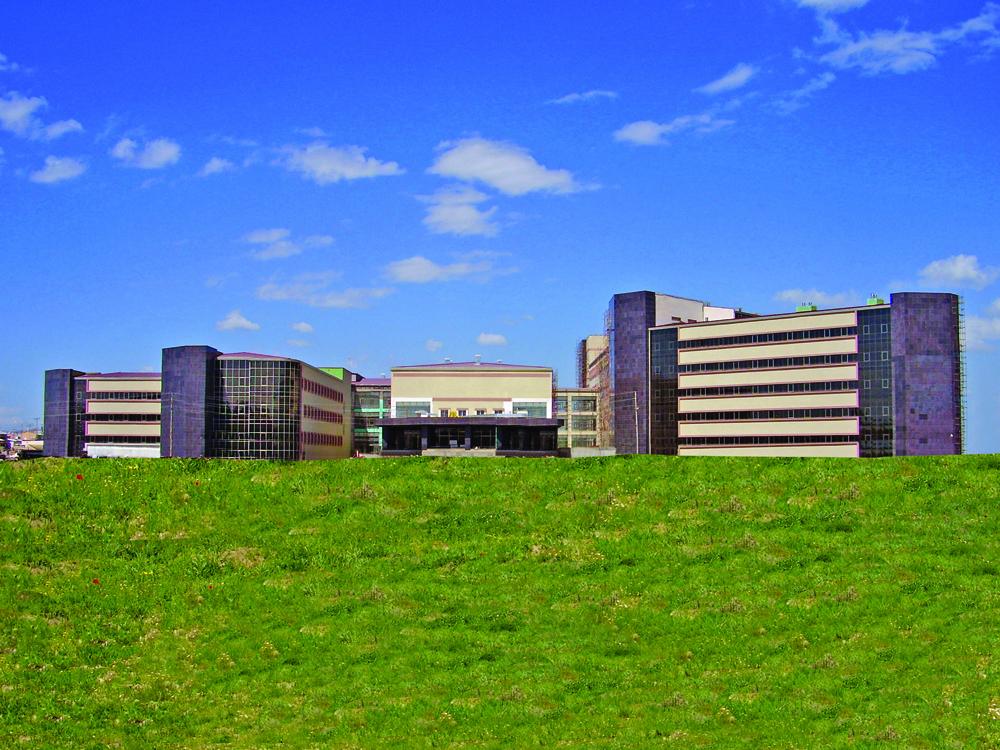 Edremit 400 Yataklı Devlet Hastanesi