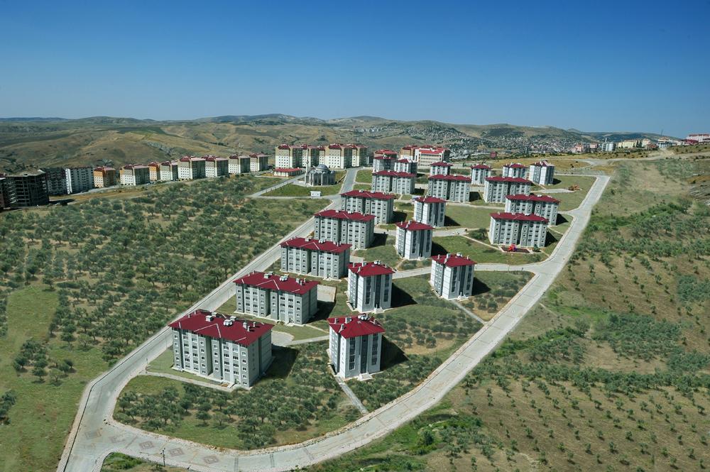 Yerköy Sosyal Konut Uygulaması
