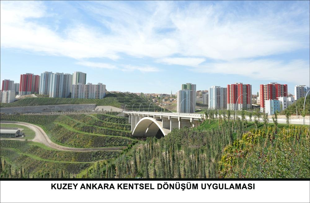 Kuzey Ankara Kentsel Dönüşüm Uygulaması