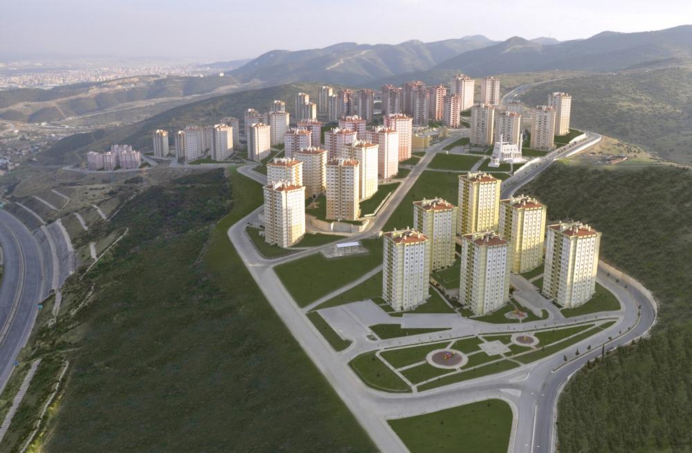 İzmir Konak Kentsel Dönüşüm Uygulaması