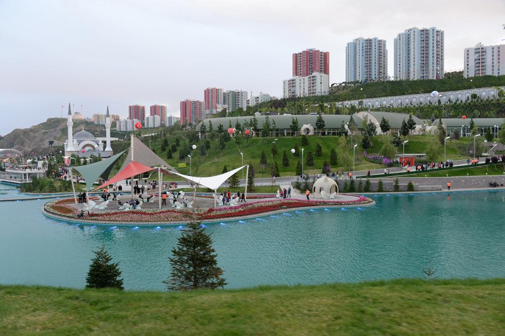 Kuzey Ankara Rekreasyon Uygulaması