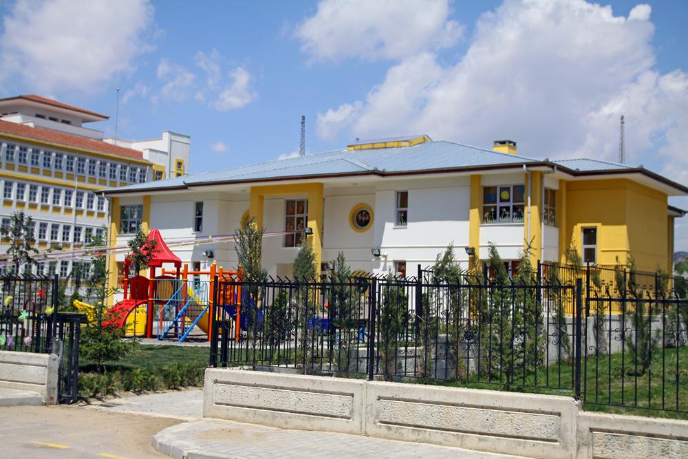 Ankara Yenimahalle A.O.Ç. Anaokulu