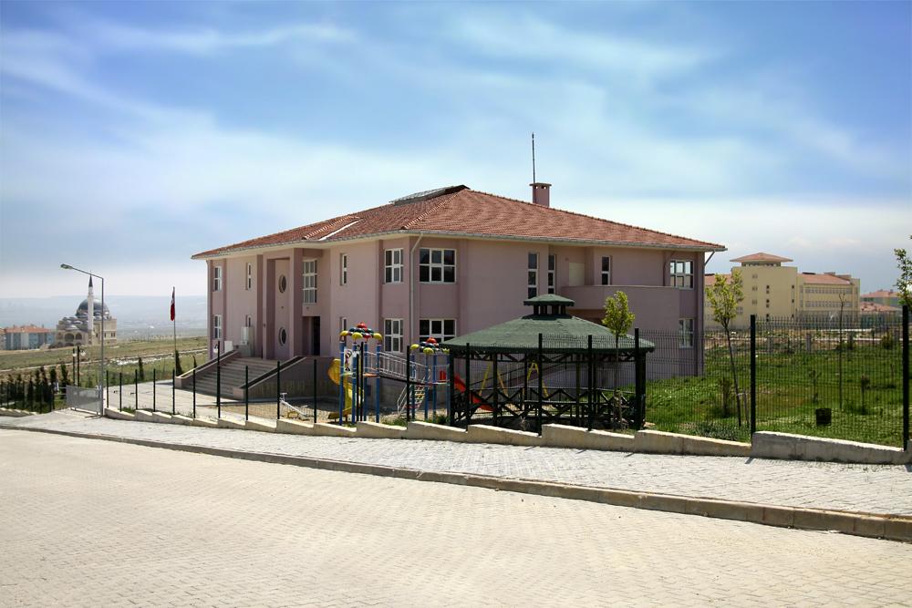 Eskişehir Vadişehir 1. Etap Anaokulu