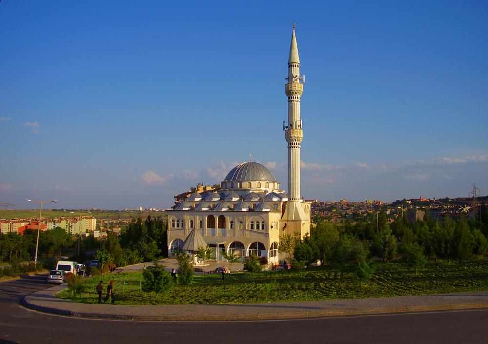 Diyarbakır Merkez Camii