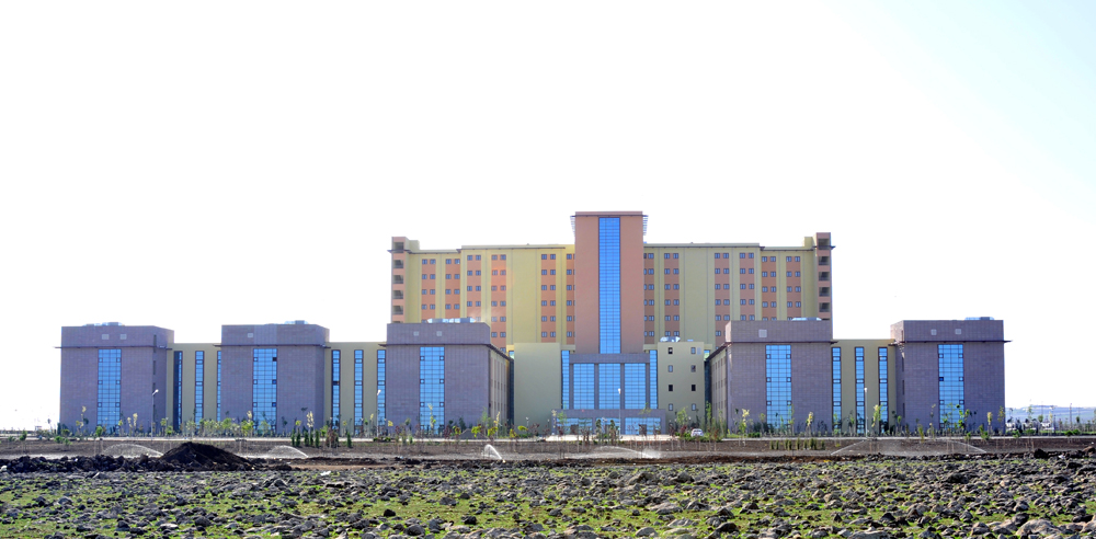 Diyarbakır Üçkuyular 400 Yataklı Hastane